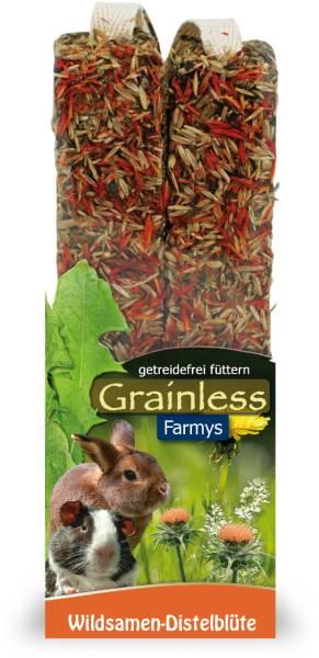 JR Farmy Grainless Wildsamen - Distelblüten 140g