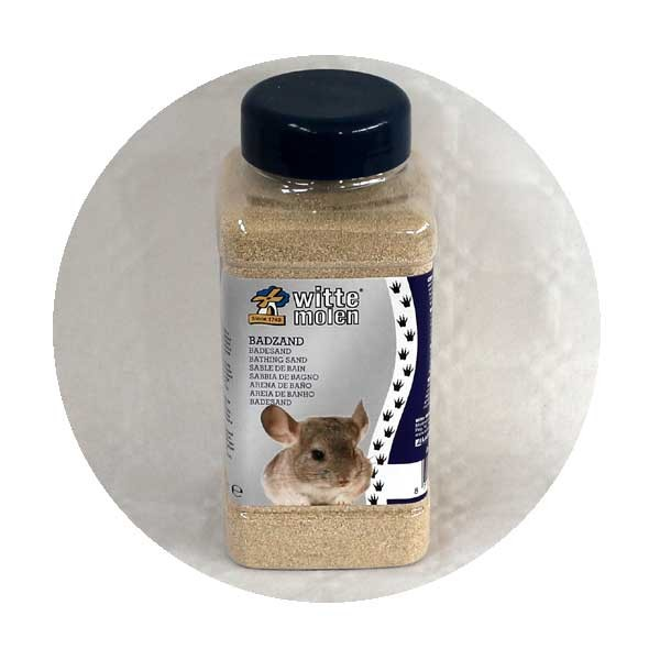 Chinchilla Badesand 800g