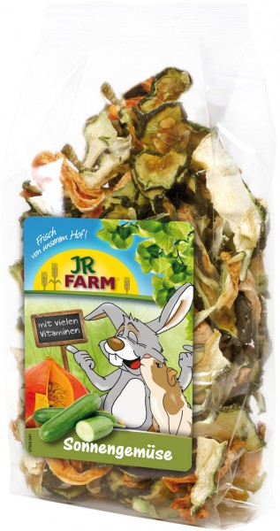 JR Farm Sonnengemüse mit Verpackung