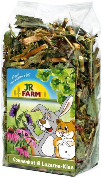 JR Farm Sonnenhut & Luzerne-Klee mit Verpackung
