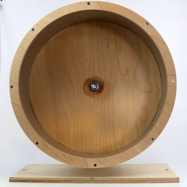 Laufrad Holz-Alu Ø 50cm (Ø 46,5 cm Innen)