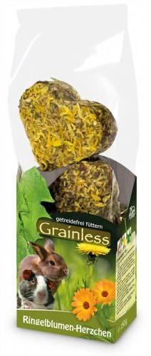 JR Farm Grainless Ringelblumen-Herzchen mit Verpackung