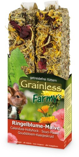 JR Farm Farmy Grainless RIngelblume-Malve