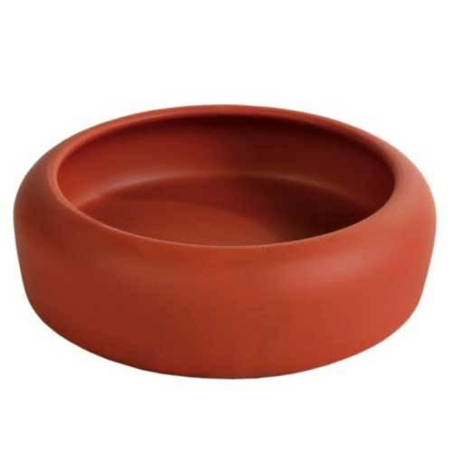 Kleintiernapf, Keramik