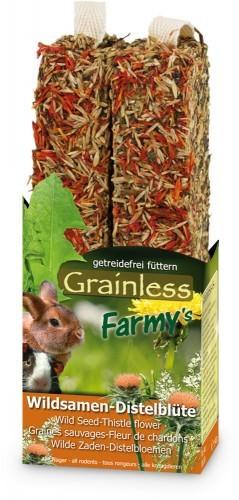 JR Farm Farmys Wildsamen-Distelblüten
